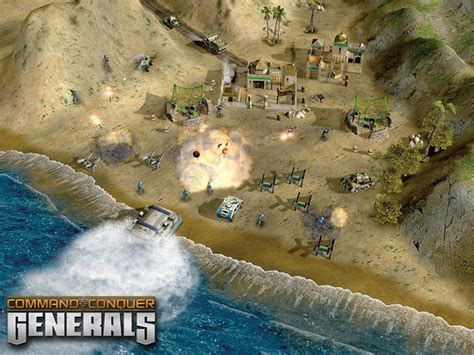 Command and Conquer Generals Deluxe Edition MULTi6